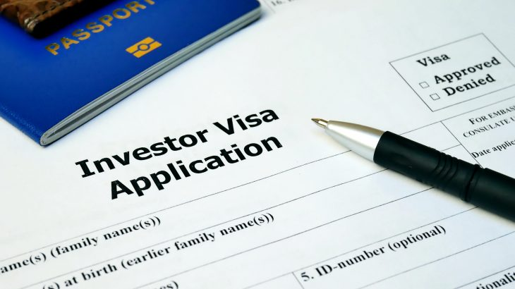 Investor Visa Application